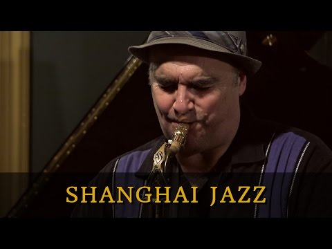 Harlem Nocturne by Earle Hagen and Dick Rogers - Jerry Vivino Quartet at Shanghai Jazz (Madison, NJ)