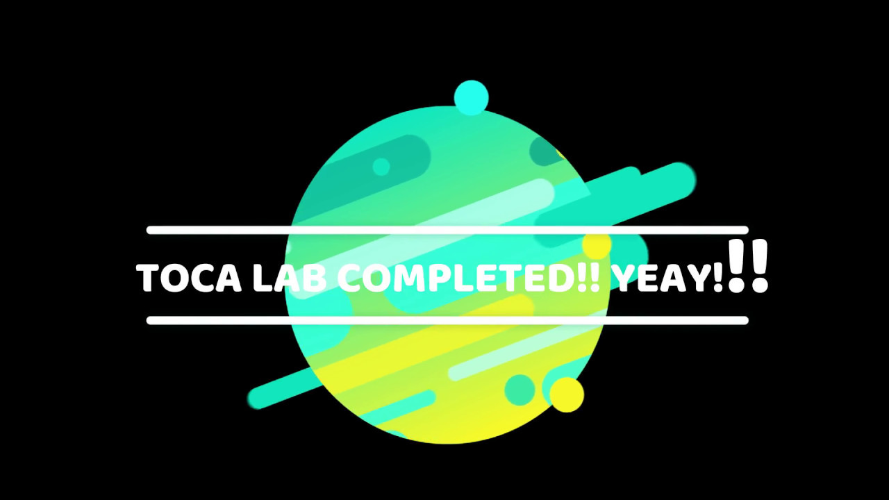 Periodic Table Completed Toca Lab Final Episode Youtube