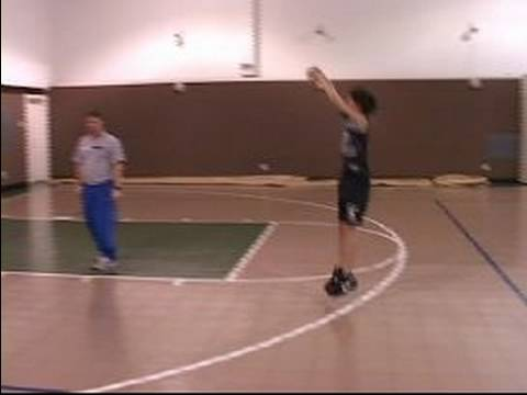 Shooting Guard in Youth Basketball : Youth Basketball Shooting Guard: Give and Go