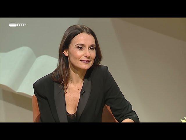 Entrevista Vanda Boavida   RTP - Muito Barulho Para Nada