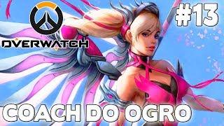 COACH DO OGRO #13 - MERCY - OVERWATCH