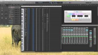 V-Drums, MIDI drum kits & Drum Kit Designer - Logic Pro X