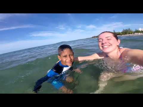 Un giorno a Tela, Honduras