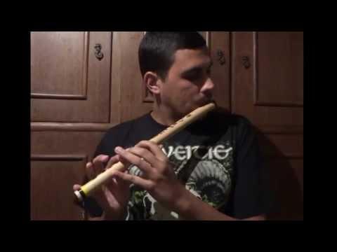 Flauta de Bambú Egipcia FÁ - Ramsés