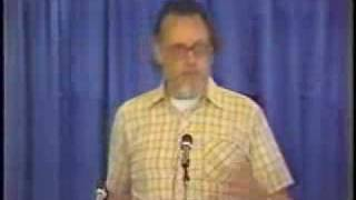 John Howard Yoder talks about the limitations of democracy