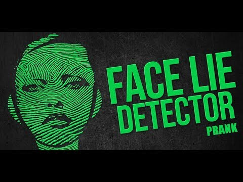Face Lie Detector Prank - How To Use