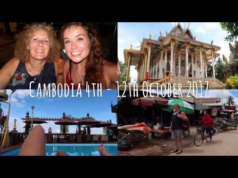 CAMBODIA - TRAVEL VLOG