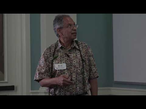 """""""Water Sustainability in Hawaiʻi: Knowledge and Teaching Challenges"""" Keynote  by Dr. Aly El Kadi"""