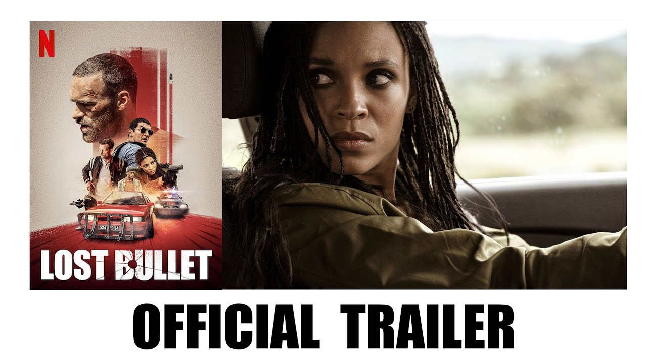Lost Bullet 2020 Balle Perdue Official Trailer I Netflix Youtube