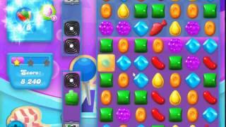 Candy Crush Soda Saga level 208 (3 star, No boosters)