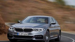 BMW Série 5 : 1er contact en vidéo