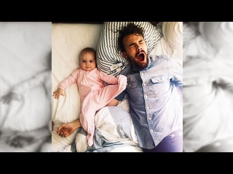 FUNNY Babies Wake up Daddy | BEST Babies Video Compilation
