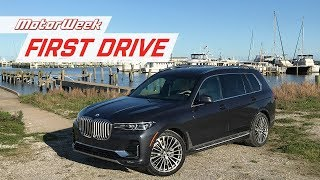 The 2020 X7 is Exactly What BMW Wants it To Be | MotorWeek First Drive