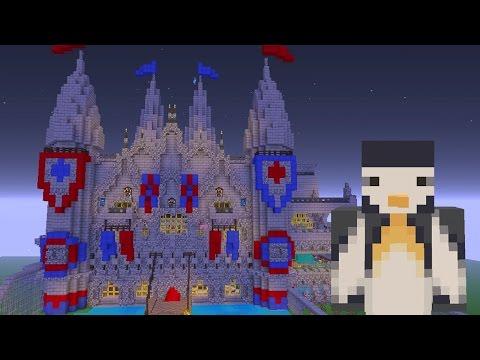 Minecraft Xbox - Murder Mystery - Castle Illusionz
