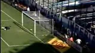 Racing 4  vs Gimnasia 1 - 2001