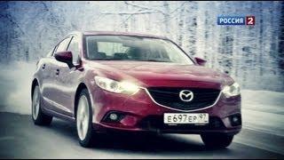 Тест-драйв Mazda6 2013 // АвтоВести 88