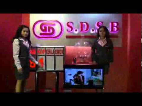 HASIL TOGEL SDSB PERIODE SB-33