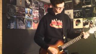 Propagandhi - The Funeral Procession (Guitar Cover)