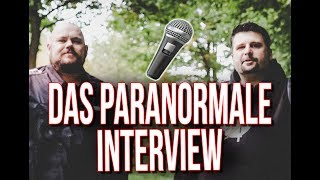 Paranormales Interview & WK4 Trailer ( Horror Lost Places )
