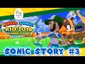 Mario & Sonic at the Rio 2016 Olympic Games [3DS] - Road to Rio: Sonic Story Day 3