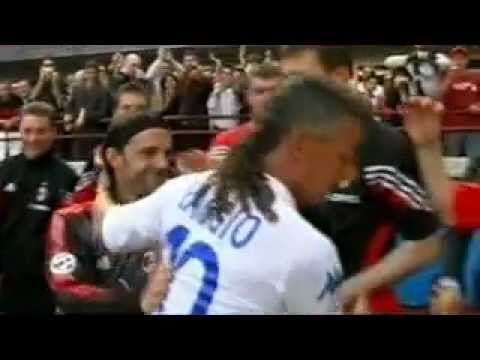 Roberto Baggio - L'ultimo saluto.
