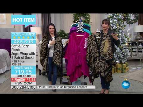 HSN | Soft & Cozy Gifts 12.20.2016 - 10 AM