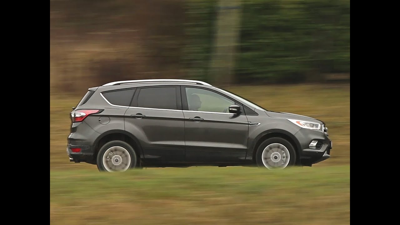Ford Kuga 2017 Interieur Essai Ford Kuga 2 Tdci 150 4x2 Titanium 2017 Youtube