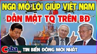 Nước Cờ Cao Tay Của Chủ Tịch Nước Khiến Nga Dằn Mặt Trung Quốc Mở Lời Giúp Đỡ Việt Nam Trên BĐ