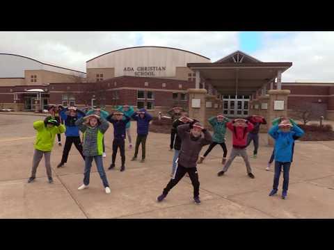 Confidence - Sanctus Real - Ada Christian School 4th Grade