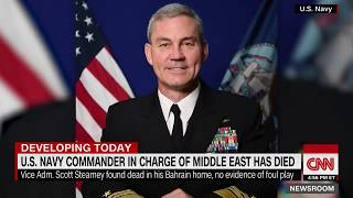 Baixar U.S. Naval Commander Found Dead In Middle East