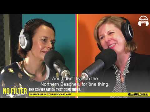 No Filter: Liane Moriarty hates being labeled a suburban mum.