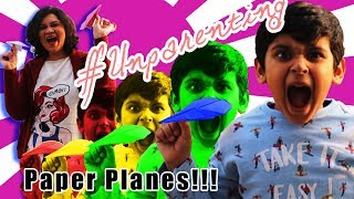 Paper Planes are Epic | A Classic Mom