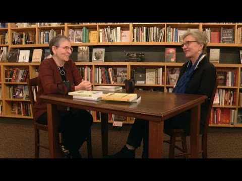 Book Lust with Nancy Pearl featuring Elizabeth Strout