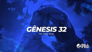 2021-06-27 - Quando o mais fraco vence - Gênesis 32 - Rev. Weber Sérgio - Transmissão Vespertina
