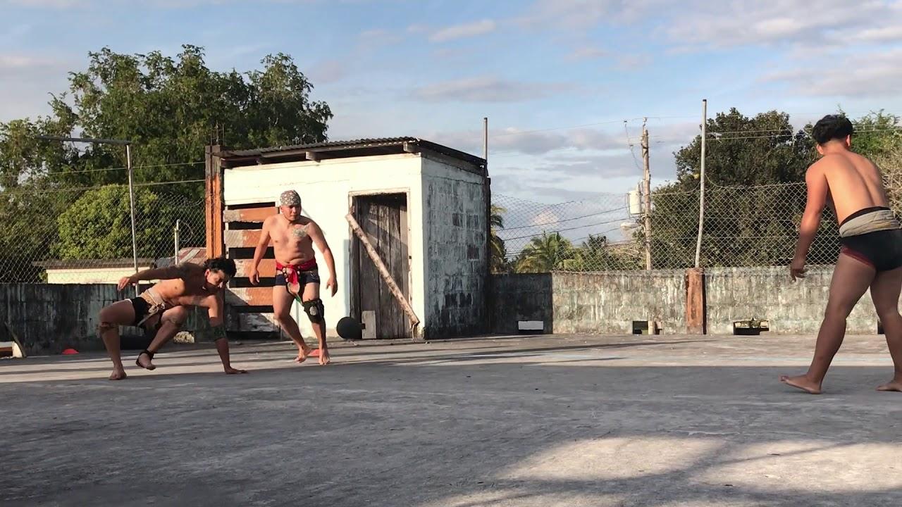 Pok ta Pok - Maya ball game, Merida, Mexico | The