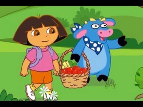 Dora the Explorer - Dora Find Flying Castle Full Episodes ...