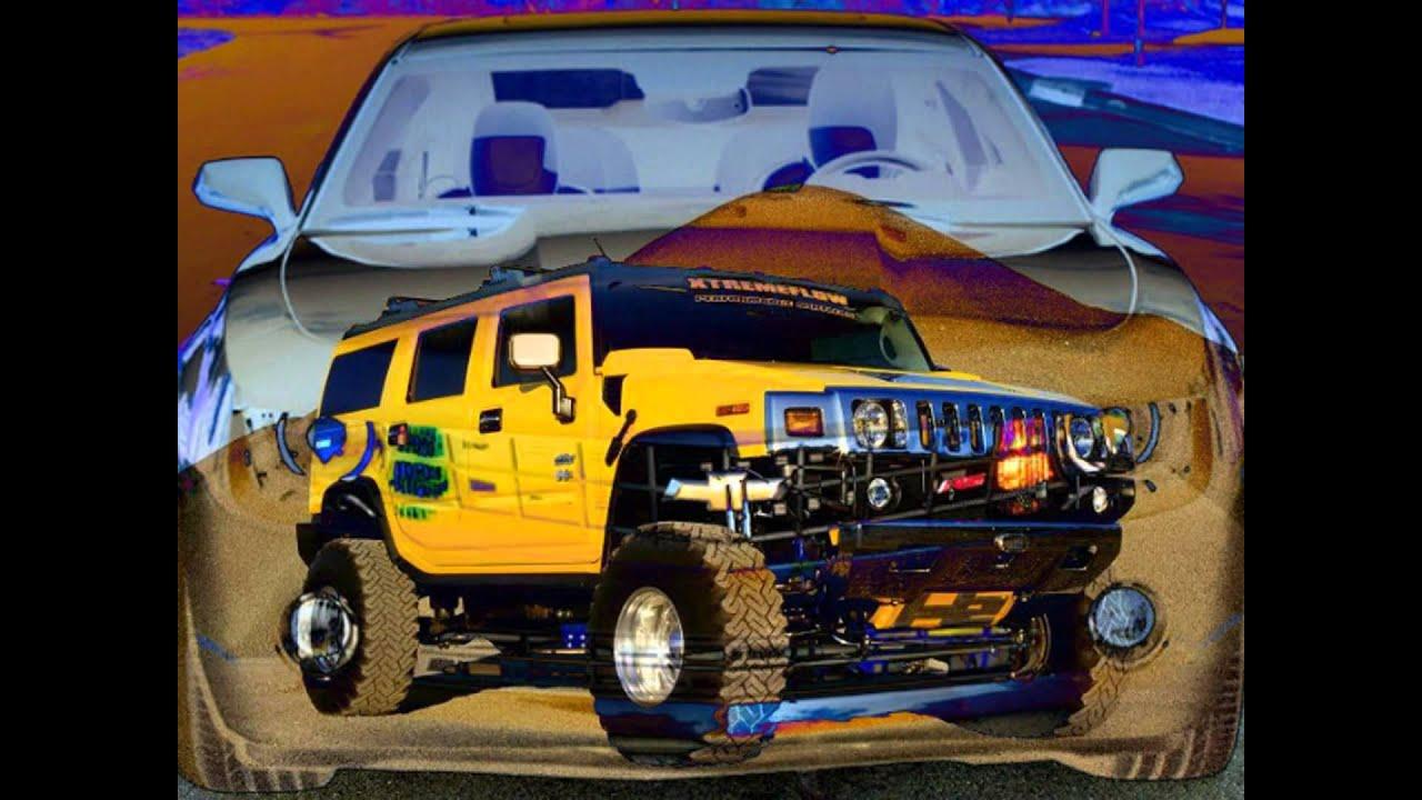 La Hummer Y El Camaro 2 La Revancha Letra Youtube