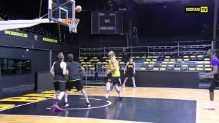 Reporte semanal - Obras Basket (19-10-2017)