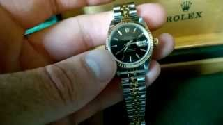 Ladies Rolex Datejust Review