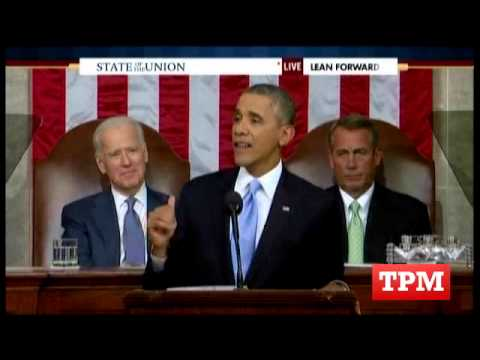 Boehner Gives Obama Thumbs-Up: 'Son Of A Barkeeper Is Speaker Of The House'