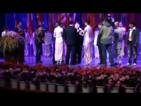 Gajanand Rajput Honoured by the Chinese Government
