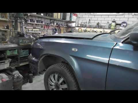Была евро 0 ,стала евро 2 установка кислородного дачика ГАЗ 31105  Removed GAZ 31105