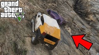 NOUL JEEP VS ZENTORNO! OFF ROAD RACE!