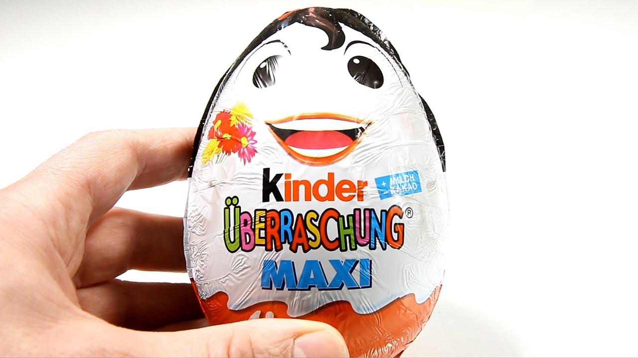 Kinder Surprise MAXI Valentine's Day Edition Egg 100g 2014