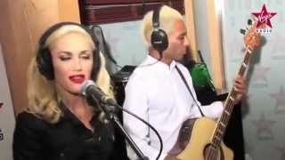 No Doubt - Settle Down (Acoustic Live @ Virgin Radio)