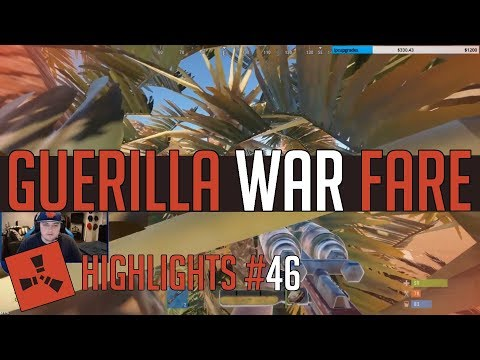 Guerilla Warfare is INSANE! (Rust Highlights #46) thumbnail
