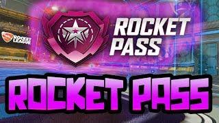 ROCKET PASS XP GRINDING!! | Rocket League PC | #BANGSKI
