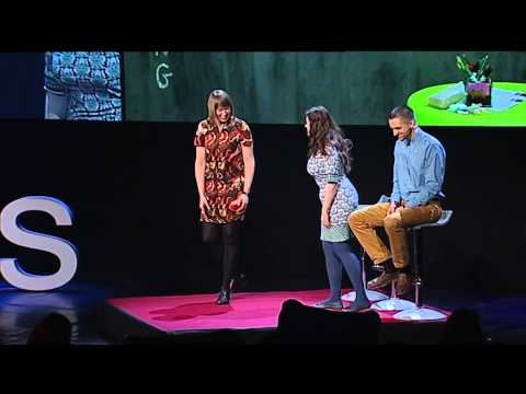 Being A Teacher = Amazing: Vaiva Vysniauskaite, Julija Ladygiene, Vytautas Miezys at TEDxVilnius