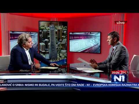 N1 Pressing: Vladimir Gajić i Momčilo Grubač (22.9.2015)