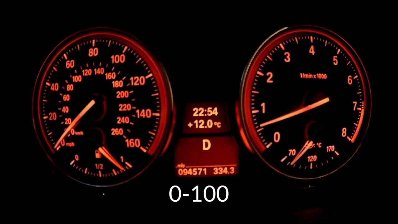 BMW E92 330i Acceleration  060 0100 30100  YouTube